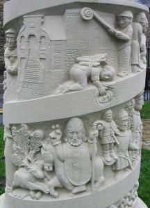 Column e